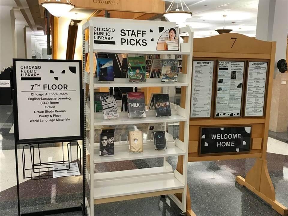 Staff Picks at Library