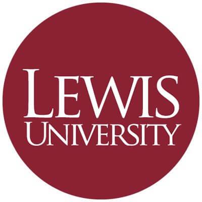 Lewis University logo
