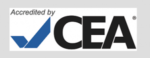CEA Logo Accredited Large