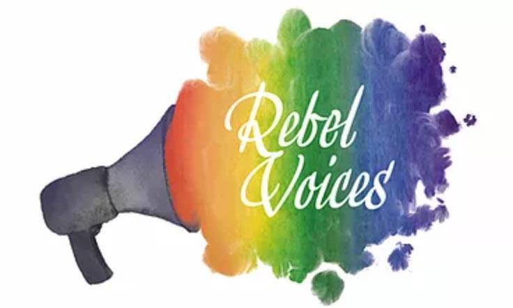 RebelVoices Logo